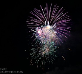Level 2 and Fireworks Photography