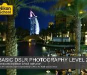 Basic DSLR Photography Level 2