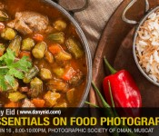 Essentials of Food Photography