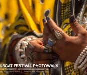 Photo Walk Muscat Festival