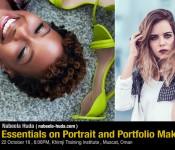 Essentials on Portrait Lighting and Portfolio Making