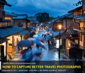 Essentials of Travel Photography