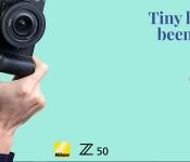 Reserve Your Nikon Z50